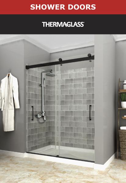 Shower Door Therma-Glass Image