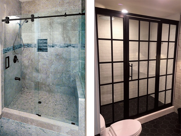 Therma-Glass Custom Shower Door