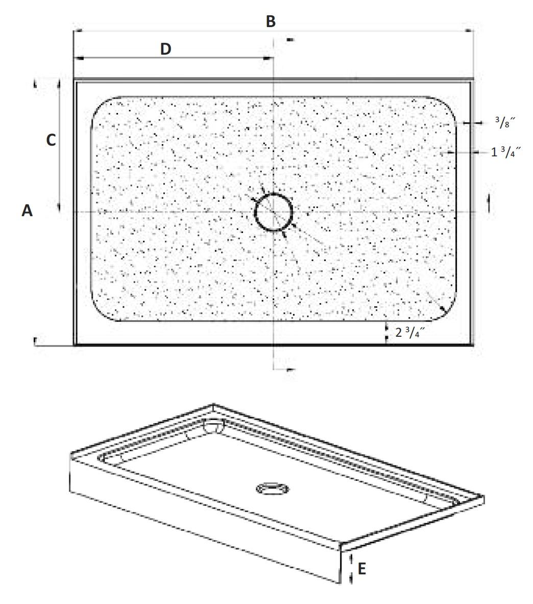 UT09-4832 Dimensions